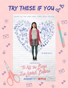 Lara Jean Display