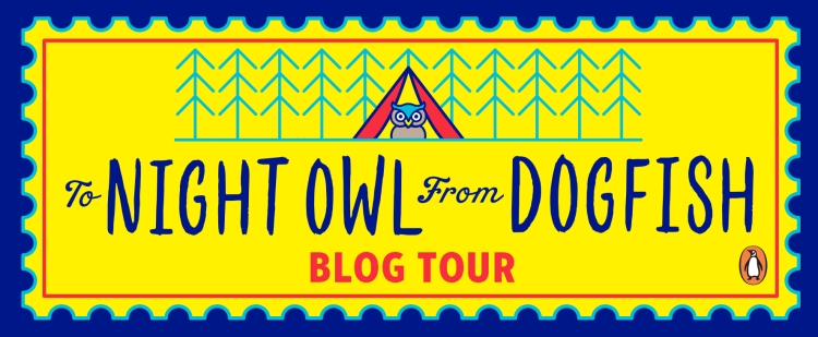 To Night Owl from Dogfish Blog Tour