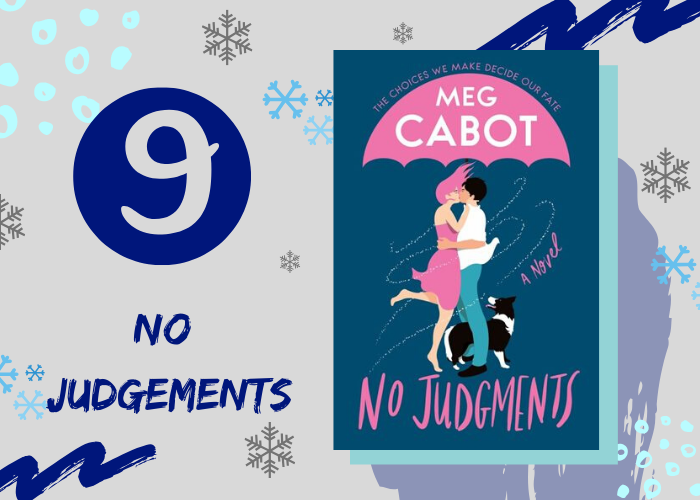 9. No Judgements by Meg Cabot