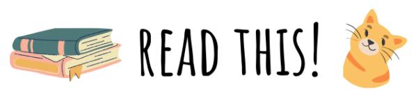 Happy reading! (5)