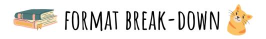 Format break-down