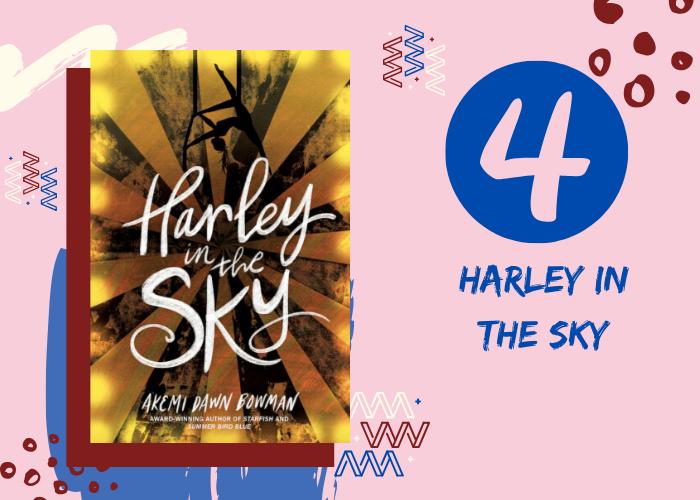 4. Harley in the Sky by Akemi Dawn Bowman