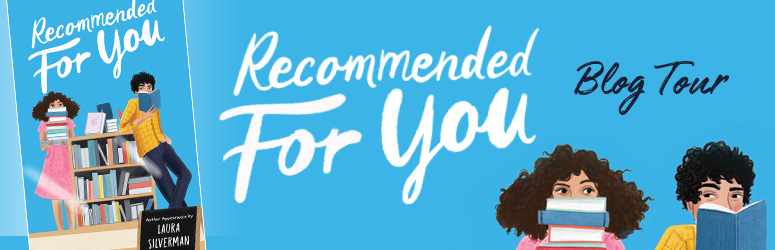 Recommended For You Blog tour