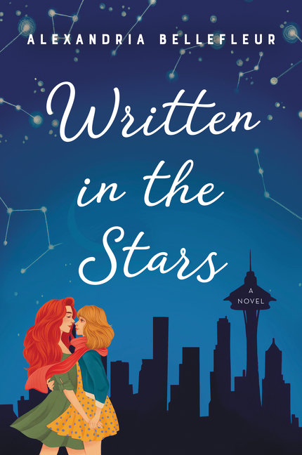 Written in the Stars cover