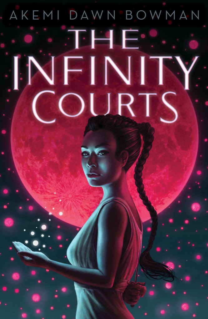 cover of The Infinity Courts