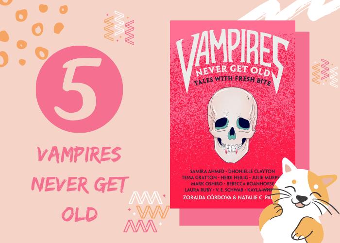 5. Vampires Never Get Old