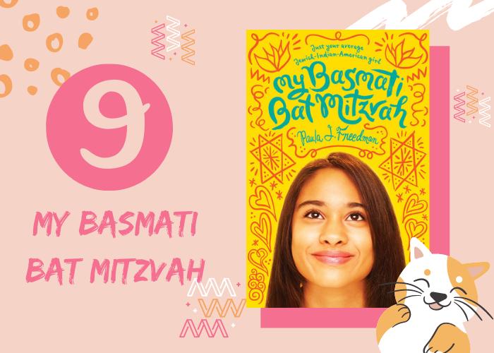 9. My Basmati Bat Mitzvah