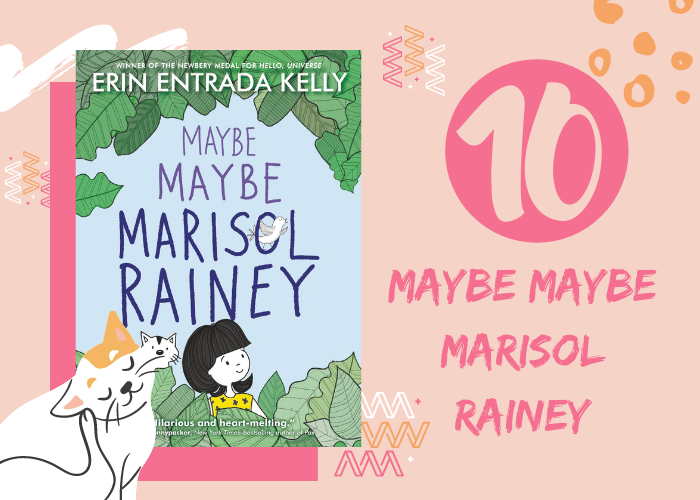 10. Maybe Maybe Marisol Rainey