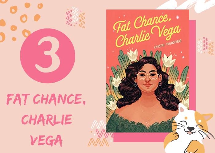 3. Fat Chance, Charlie Vega