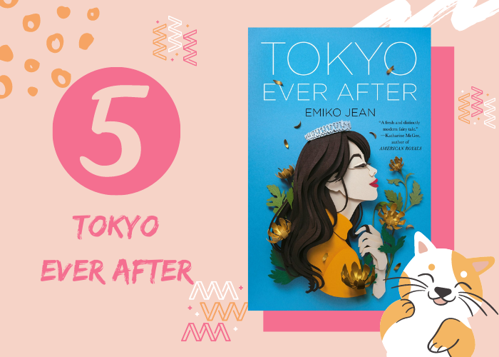 5. Tokyo Ever After