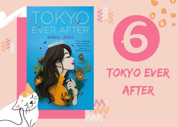 6. Tokyo Ever After