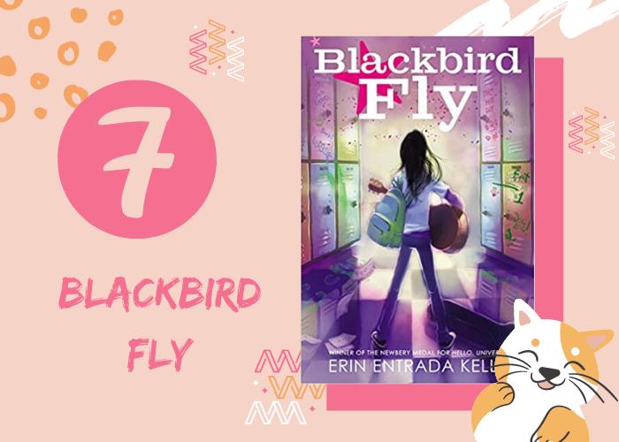 7. Blackbird Fly