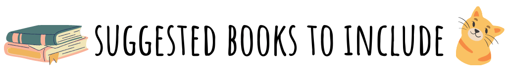 suggested books to include